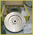 7.3L Ford Dual  Mass  Flywheel To Solid Flywheel Conversion Kits
