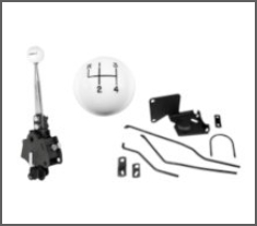 Shifter, Knobs, Install Kits